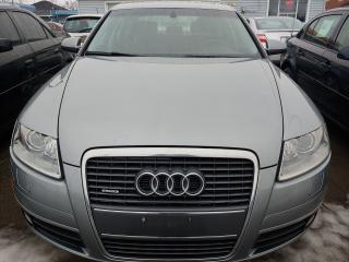 Used 2008 Audi A6 3.2L for sale in Oshawa, ON