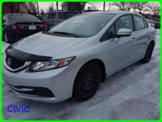 Used 2015 Honda Civic Toit Sieges Ch for sale in Longueuil, QC