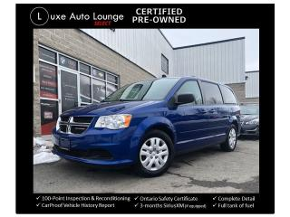 Used 2013 Dodge Grand Caravan SXT - STOW & GO, BLUETOOTH, POWER DRIVER SEAT for sale in Orleans, ON