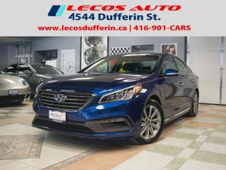 Used 2015 Hyundai Sonata 2.4L Sport Tech for sale in North York, ON