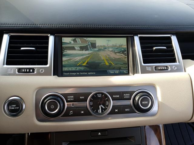 2010 Land Rover Range Rover Sport SC Photo16