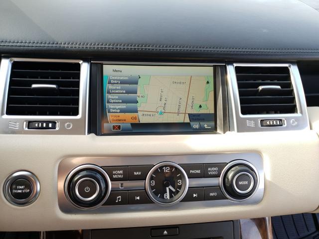 2010 Land Rover Range Rover Sport SC Photo17