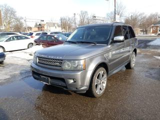 Used 2010 Land Rover Range Rover Sport SC for sale in Brampton, ON