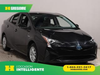 Used 2018 Toyota Prius A/C GR ELECT MAGS for sale in St-Léonard, QC