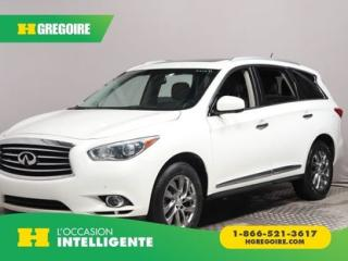 Used 2013 Infiniti JX35 AWD CUIR TOIT NAV for sale in St-Léonard, QC