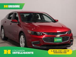 Used 2018 Chevrolet Malibu LT A/C MAGS CAM for sale in St-Léonard, QC
