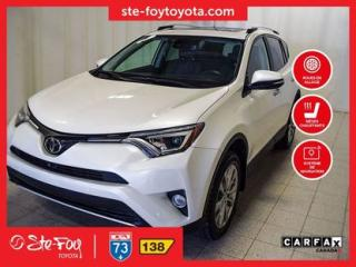 Used 2016 Toyota RAV4 Ltd Cuir, T.ouvrant for sale in Québec, QC