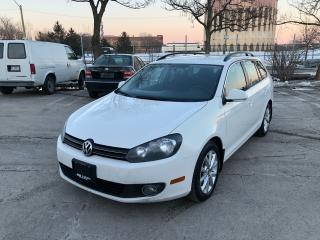 Used 2012 Volkswagen Golf Wagon COMFORTLINE TDI for sale in Toronto, ON
