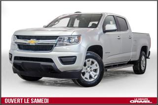 Used 2016 Chevrolet Colorado Crew - 4x4 Marche for sale in Montréal, QC
