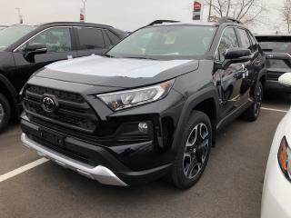 New 2019 Toyota RAV4 TRAIL for sale in Pickering, ON