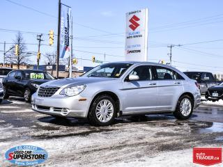 Used 2010 Chrysler Sebring LX for sale in Barrie, ON