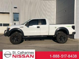 Used 2009 Ford F-150 XL SuperCab 4WD for sale in St. Catharines, ON