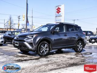 Used 2018 Toyota RAV4 LE AWD ~Heated Seats ~Backup Cam ~Bluetooth for sale in Barrie, ON