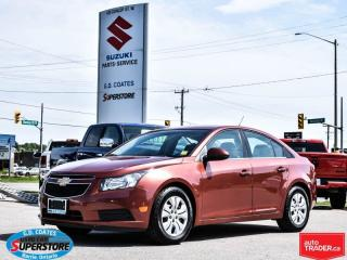 Used 2012 Chevrolet Cruze LT Turbo w/1SA for sale in Barrie, ON