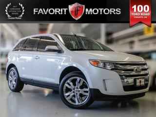 Used 2013 Ford Edge LIMITED | AWD | PANO | NAVI | LEATHER for sale in North York, ON