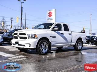 Used 2017 RAM 1500 Quad Cab 4x4 ~Dual Exhaust ~20 Inch Chrome Wheels for sale in Barrie, ON