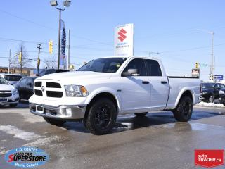 Used 2016 RAM 1500 SLT Quad Cab 4x4 ~Nav ~Heated Seats ~Power Sunroof for sale in Barrie, ON