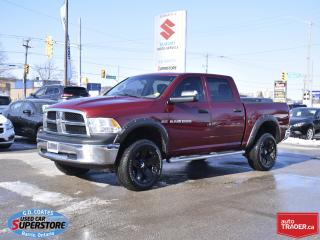 Used 2012 RAM 1500 ST Crew Cab 4x4 for sale in Barrie, ON