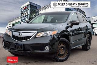 Used 2013 Acura RDX Tech Package 6sp at One Owner| No Accident for sale in Thornhill, ON