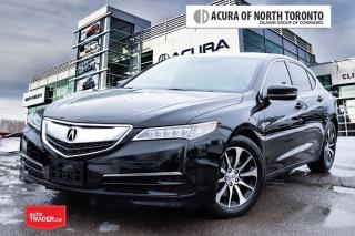 Used 2015 Acura TLX 2.4L P-AWS w/Tech Pkg No Accident  Remote Start for sale in Thornhill, ON