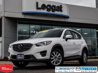 Used 2016 Mazda CX-5 GX- 6SPEED MANUAL, BLUETOOTH, 17 ALLOYS for sale in Burlington, ON