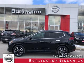 Used 2017 Nissan Rogue SL Platinum for sale in Burlington, ON