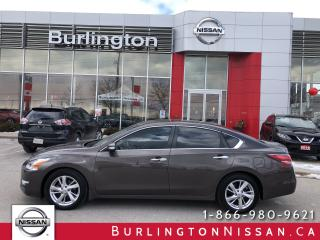 Used 2015 Nissan Altima 2.5 SL, ACCIDENT FREE, LOW LOW KM'S ! for sale in Burlington, ON