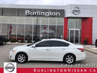 Used 2015 Nissan Altima 2.5 SL, ACCIDENT FREE, NAVI, INC. SNOW TIRES ! for sale in Burlington, ON