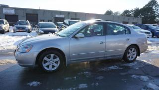 Used 2003 Nissan Altima SL SEDAN AUTO CERTIFIED 2YR WARRANTY for sale in Milton, ON