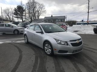 Used 2013 Chevrolet Cruze 1LT Auto for sale in Truro, NS