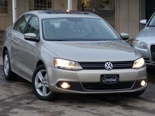 Used 2013 Volkswagen Jetta TDI, DSG, DIESEL, PWR-HEATED SEATS, SUNROOF,LOADED for sale in Mississauga, ON