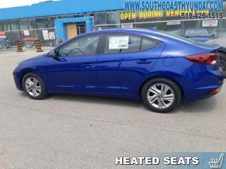 New 2019 Hyundai Elantra Preferred  AT  - Heated Seats - $117.22 B/W for sale in Simcoe, ON