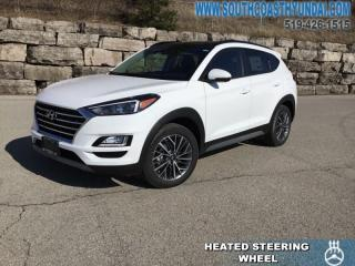 New 2019 Hyundai Tucson 2.4L Luxury AWD  - Leather Seats - $206.39 B/W for sale in Simcoe, ON