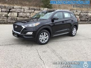New 2019 Hyundai Tucson 2.0L Preferred AWD  - Heated Mirrors - $180.93 B/W for sale in Simcoe, ON