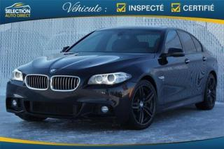 Used 2014 BMW 5 Series 535d xDrive for sale in Ste-Rose, QC