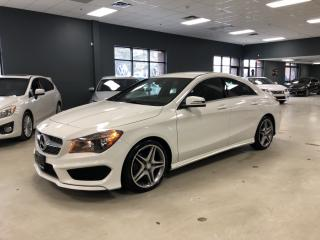 Used 2015 Mercedes-Benz CLA-Class CLA 250*NAVIGATION*REAR VIEW CAMERA*AMG SPORT PACK for sale in North York, ON