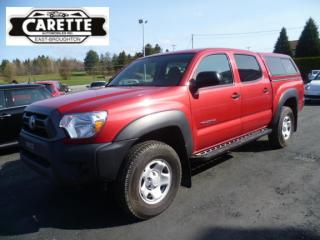 Used 2015 Toyota Tacoma 4x4 for sale in East broughton, QC
