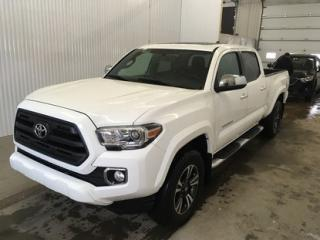 Used 2016 Toyota Tacoma Ltd 4x4 Gps Cuir for sale in Trois-Rivières, QC