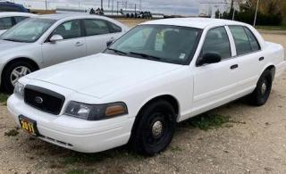 Used 2011 Ford Police Interceptor Utility Street Appear for sale in Brunkild, MB