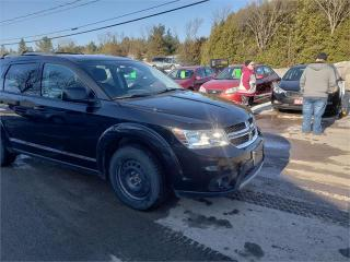 Used 2012 Dodge Journey Crew 67k FWD safetied we finance SXT for sale in Madoc, ON