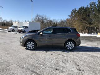 Used 2016 Buick Envision Premium II Turbo AWD for sale in Cayuga, ON