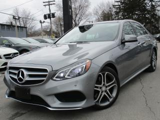 Used 2014 Mercedes-Benz E-Class E350 4MATIC~NAVI~ONE OWNER~BLIND SPOT~39KMS !! for sale in Burlington, ON