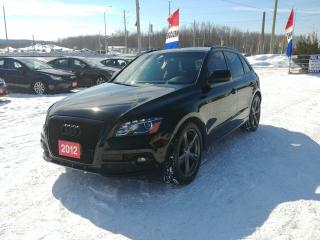 Used 2012 Audi Q5 3.2L S line for sale in Barrie, ON