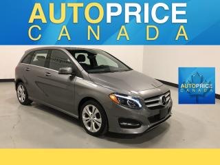 Used 2015 Mercedes-Benz B-Class Sports Tourer NAVIGATION PANOROOF LEATHER for sale in Mississauga, ON