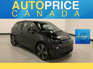 Used 2015 BMW i3 w/Range Extender NAVIGATION for sale in Mississauga, ON
