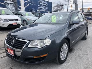 Used 2009 Volkswagen Passat Wagon Comfortline for sale in Toronto, ON