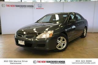 Used 2007 Honda Accord Sedan SE 5sp at for sale in Vancouver, BC