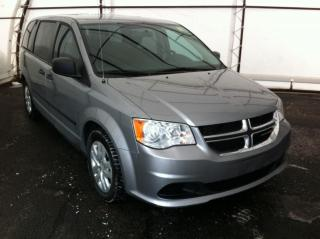 Used 2014 Dodge Grand Caravan SE/SXT REMOTE STARTER, THIRD ROW STOW N GO, AIR CONDITIONING, KEYLESS ENTRY for sale in Ottawa, ON