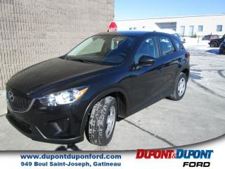 Used 2013 Mazda CX-5 GX 4 portes à traction avant,boite autom for sale in Gatineau, QC