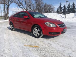 Used 2010 Chevrolet Cobalt LT Alloys/AC Tilt Cruise/Remote Start! for sale in Winnipeg, MB